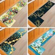 Противоскользящий коврик для кухни ковёр гостиной спальни балкона