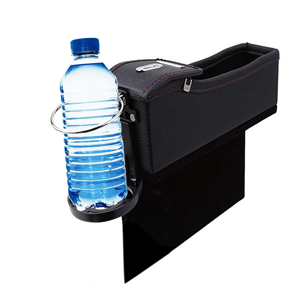 Organizer Accessories Cup-Holder Storage-Box Tidying-Pockets Coin-Collector Seat-Side