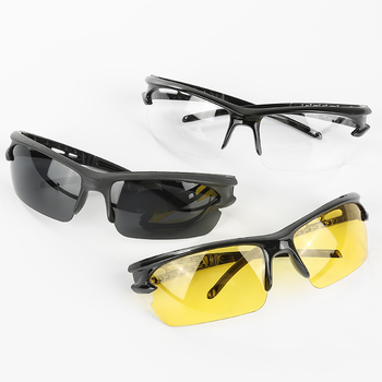 Cycling Sunglasses Bicycle Bike Sunglasses Riding Running  Outdoor Sports Goggle Polarized Sandproof Glasses Travel Eyewear Hot 1