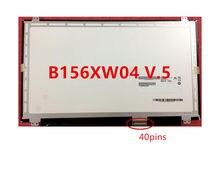 15.6-inch b156xw04 v5 acer aspire v5-531 ms2361 display lcd tela de 15.6 polegadas led sem toque