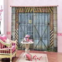 window curtains for living room bedroom blackout curtains blue curtain door Blackout curtain