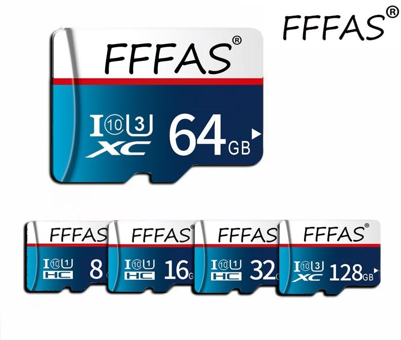 Gift Adapter Flash Memory Card 8GB 128GB Tarjeta Micro Sd Card 16GB 32GB 64GB Memory Stick Usb Pen Drive TF Card For Phone
