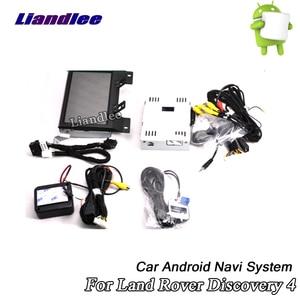 Image 3 - Araba multimedya DVD OYNATICI Land Rover Discovery 4 için LR4 L319 2009 ~ 2016 Android radyo Stereo ses Carplay GPS harita navigasyon