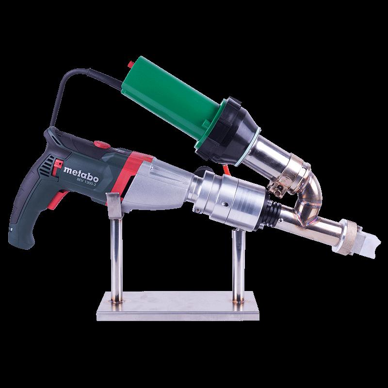 Plastic Extrusion Welder Hand Extruder Hdpe Plastic Extrusion Welding Gun Pp Hand Welding Extruder Geomembrane Extruder Lst610e
