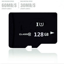 Hitam Mini Asli Kartu 256 GB Memoria Micro Sd 32GB TF Card 8GB Carte SD 4GB 64GB 128GB Kelas 10 Kartu Memori 512 GB Tarjeta SD(China)