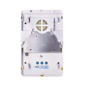 Image 4 - Fokus 433Mhz 868Mhz Frequenz MD 326R Drahtlose Externe Strobe Sirene Solar powered Sirene mit 110dB big Sounds alarmierend