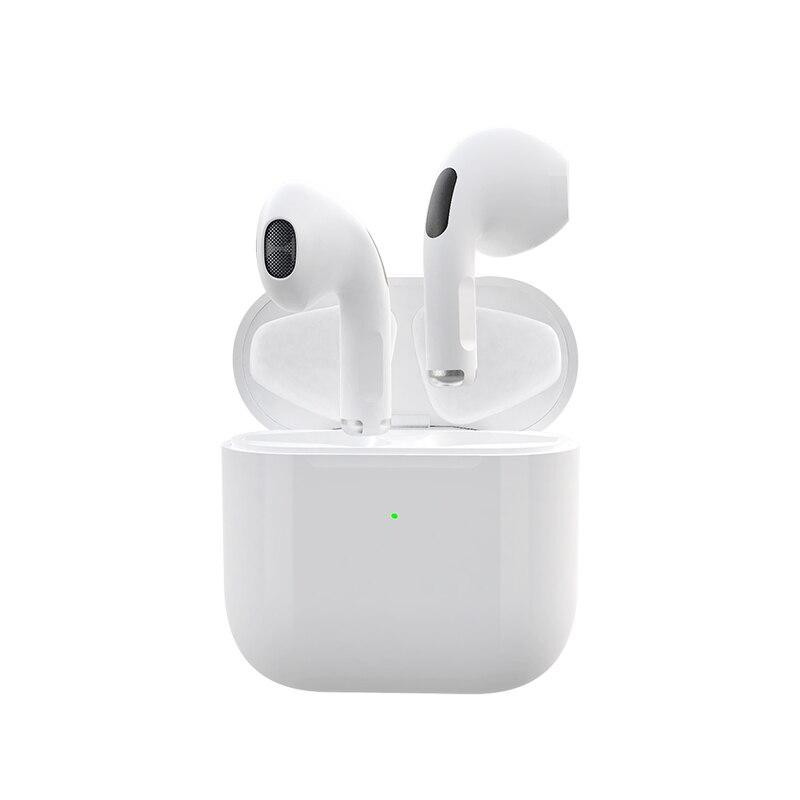 Новый воздух AP4 Pro Наушники-вкладыши TWS с стручки Беспроводной стерео наушники с микрофоном Bluetooth 5,2 наушники с Беспроводной зарядки ear pods