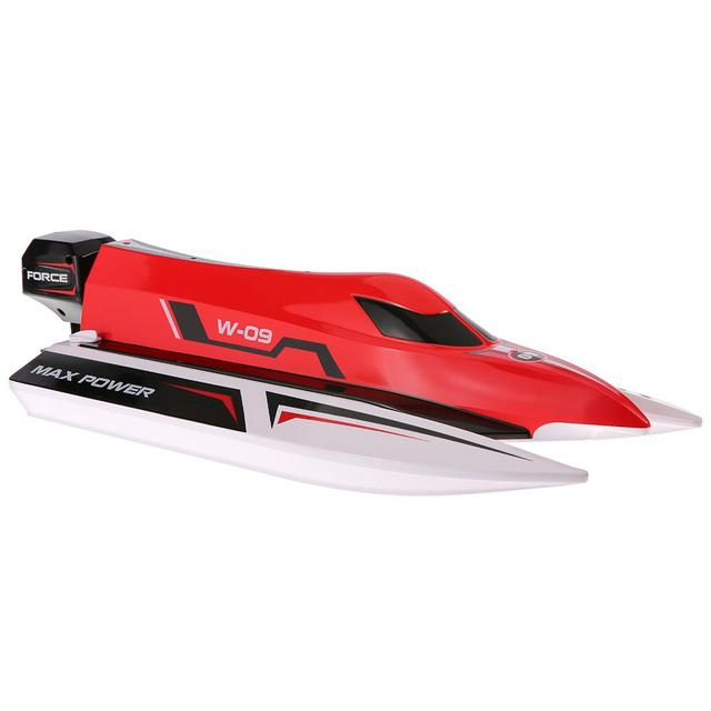 WLtoys WL915 RC Boat 2.4Ghz 2CH 45km/h Brushless High Speed Racing Boat Model Speedboat Kids Gifts RC Toys 5