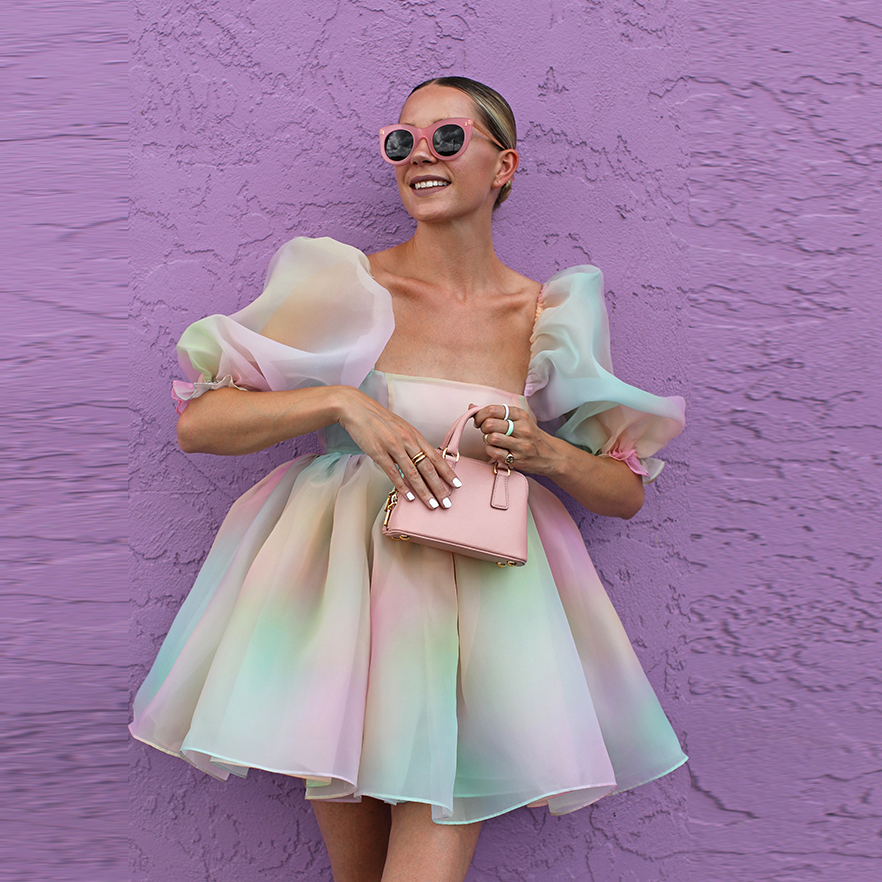 2020 Colorful Tulle Dresses Cocktail Women Short Dress Pretty Mini Prom Gowns Girl Cute Summer Dresses 2020 Party Night Gown
