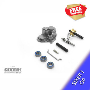RC части Capo SIXER 1:6 самурайский металлический корпус передачи CD15828WDC 2WD-4WD Опционные части