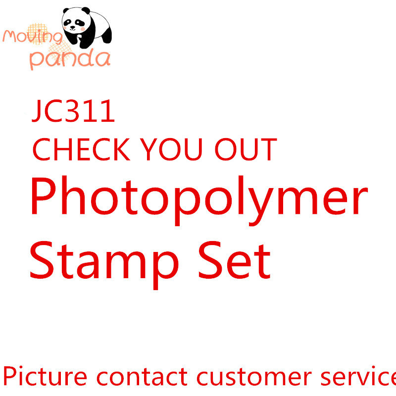 JC311 Check you out <font><b>Metal</b></font> <font><b>Cutting</b></font> <font><b>Dies</b></font> And Stamps <font><b>New</b></font> <font><b>2019</b></font> Scrapbook Stamping Paper Album Stencil Craft Diy Gift Paper image