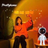 Proyector Robot LED para decoración de pared, luz de ambiente, Control táctil, ajustable, atardecer, Sol de arcoíris, lámpara de proyección de fondo