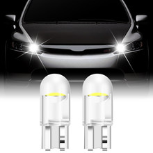 Ampoules de voiture pour Volkswagen golf 4 5 6 7 POLO Tiguan PASSAT TOURAN Scirocco coccinelle, T10 W5W WY5W COB 12V, 2 pièces