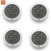 شاومي Mijia بلوتوث مقياس الحرارة عالية الحساسية الرطوبة ميزان الحرارة شاشة LCD المنزل الذكي درجة الحرارة الرطوبة الاستشعار