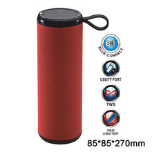 NNS NS-S68 Portable Wireless Bluetooth Speaker Stereo Column Boombox Subwoofer Speakers Support FM Radio Flashlight TF AUX USB wireless bluetooth speaker outdoor waterproof boombox portable stereo subwoofer surround speakers for computer support tf usb