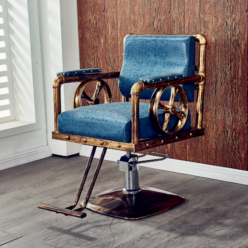 Hairdressing Chair Special Hairdressing Chair Retro Hairdressing Shop Chair Barber Chair