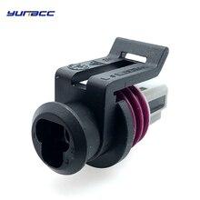 1set 3pins Delphi LS TPS AEM MAP GT150 Female Auto Connector sensor throttle plug 15397275 For Engine Oil Temp Gauge