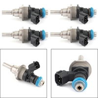 Areyourshop 4 pcs Fit For Mazda Speed 3 6 CX 7 Turbo 2.3L L3K913250A E7T20171 Fuel Injector Car Accessories Parts New Arrive