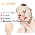 Face V Shaper Facial Slimming Bandage Anti Wrinkle Lift Up Belt Shape Lift Reduce Double Chin Face Thining Band Massage
