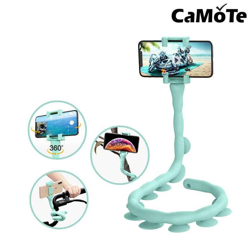Caterpillar pilla Portable 2nd version support pour xiaom pour i support pour téléphone mignon ver voiture support pour téléphone paresseux ver téléphone table support
