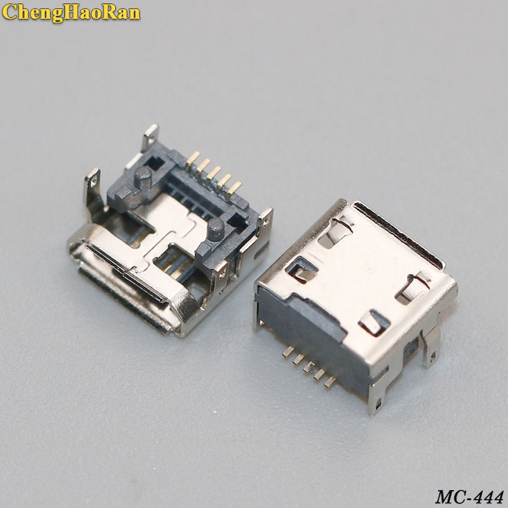 100PCS/lot Micro usb <font><b>charge</b></font> charging connector plug dock socket port jack replacement <font><b>repair</b></font> for FLIP <font><b>3</b></font> Bluetooth <font><b>Speaker</b></font> image
