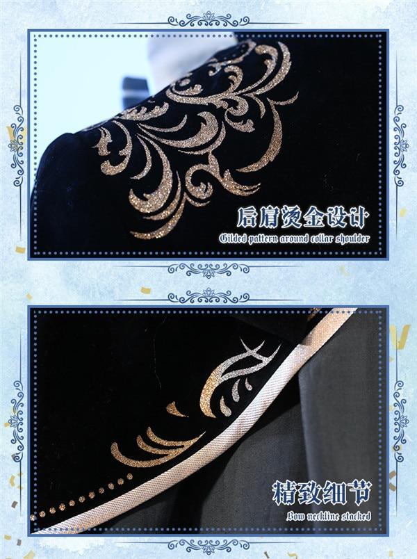 2020 anime japonês preto mordomo ciel 13th