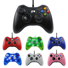 USB Wired PC Game Controller For Xbox360 Console Joypad For PC Windows 7 / 8 / 10  Joystick  Controle Mando Gamepad