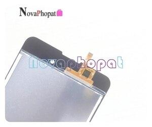 Image 2 - Novaphopat 黒 Wiko 用サニー 2 プラスタッチスクリーン液晶ディスプレイフルアセンブリの交換 + タッキング