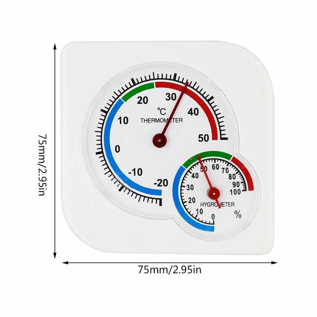 Mini Termómetro Higrómetro Húmedo Para Habitación De Bebé Habitación De Bebé 20 50 Grados Centígrados Medidor De Temperatura Estación Meteorológica De Plástico Instrumentos De Temperatura Aliexpress