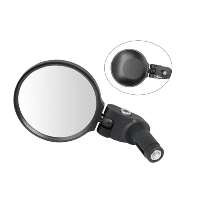 68Mm Bicycle Rearview Mirror Mountain Road Front Mirror Rear View Mirror Safety Mirror For Stainless Steel Handle Stainless Stee Bike Mirrors     - title=