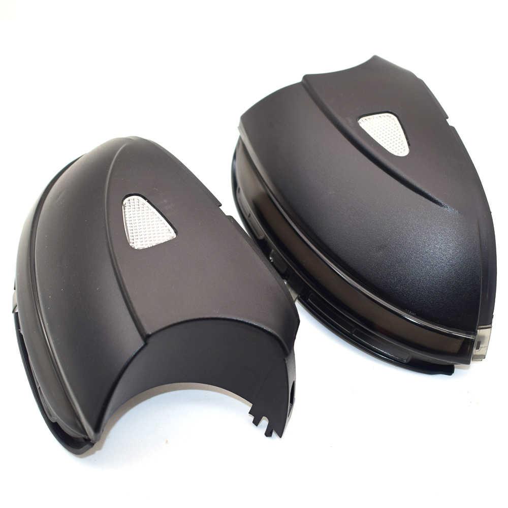 FÜHRTE Seite Flügel Rückspiegel Anzeige Blinker Repeater Dynamische Blinker Licht Für VW Passat B7 CC Scirocco Jetta MK6 EOS
