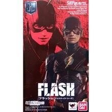 BANDAI – figurines de Collection HF DC Justice League en PVC, 15cm, le Flash Barry Allen FLASH, modèle de jouets, cadeau