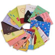 купить 4 Pcs /Set Mini Cute Notebooks Kawaii Journal Diary Notebook Paper Vintage Retro Notepad Book For Kids Students Stationery по цене 174.28 рублей