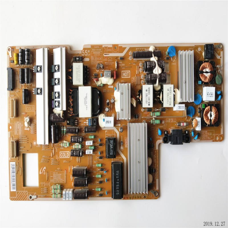 FOR Samsung UA55F8000AJXXR Power Board Bn44-00636b L55U2P_DHS