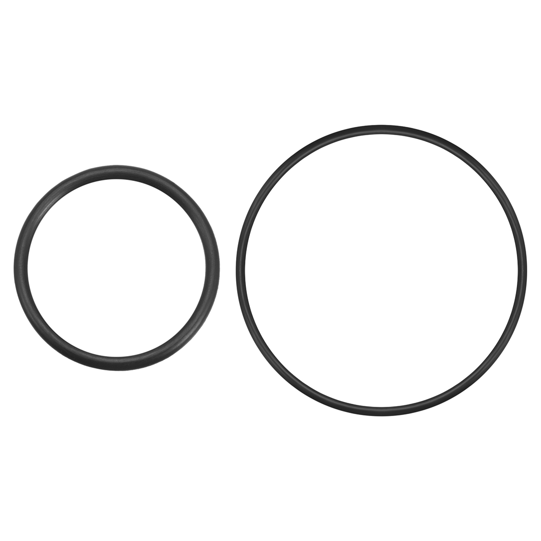 6 Pipe Size Pressure Class 150# PTFE Sterling Seal CFF7530.600.031.150 7530 Full Face Gasket 1//32 Thick Virgin Teflon Pack of 10 White