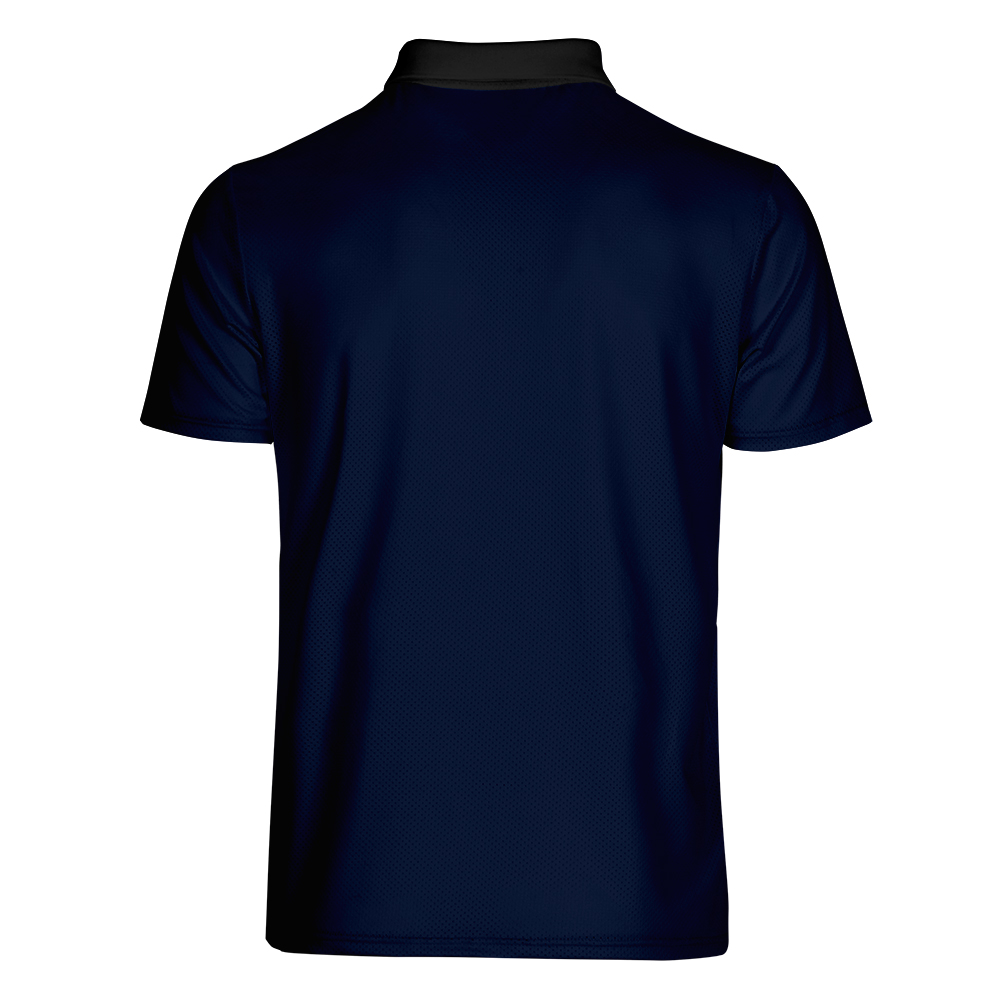 Image 4 - WAMNI Brand Fashion Men Gradient Polo Shirt Casual Sport Simple 3D Male Patchwork Short Sleeve Turn down Collar Polo shirt-in Polo from Men's Clothing