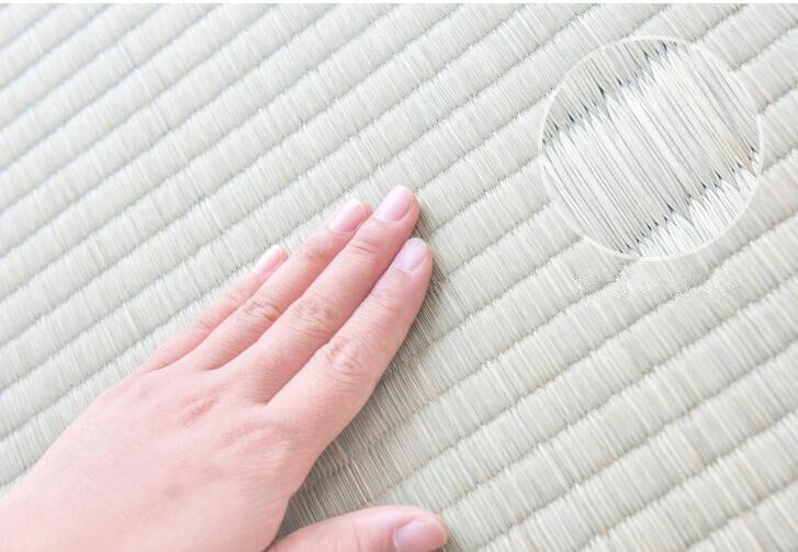 Размер, заказной японский традиционный татами матрас, складной пол, соломенный Коврик для йоги, спящий татами, коврик, напольное покрытие