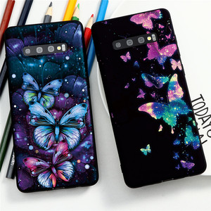 Чехол С Рисунком бабочки Dream для Samsung Galaxy Note 10 9 8 5 Lite Plus S10 S20 Ultra S8 S9 S6 S7 Plus M31 M11 M30S, чехол