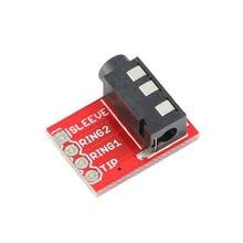 Trrs 35 мм разъем плата для наушников видео аудио mp3 Профессиональный