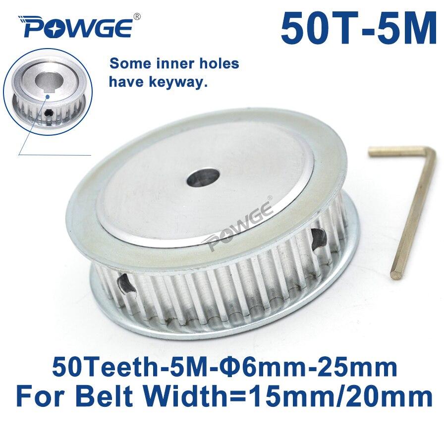 AF-type 80 Teeth HTD-5M Timing Belt Pulley Bore 8mm 20mm for Reprap 3D Printer