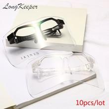 Солнцезащитные очки с защитой от ветра 10 шт/лот