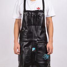 1Pcs Waterproof Multi-functional Tattoo Calfskin Apron with Large-capacity Pocket Softness Clearning Supplies Tattoo Accessories