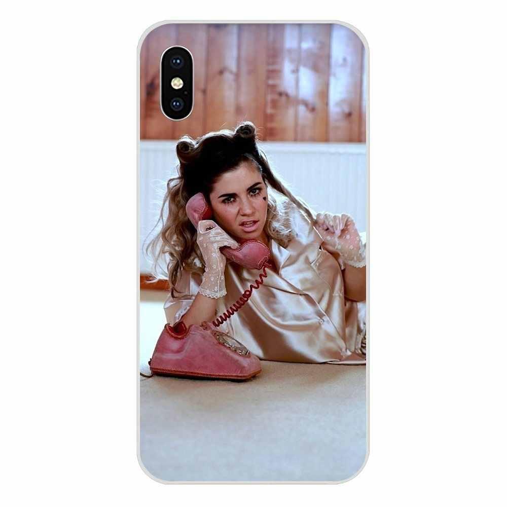 Marina dan Berlian Herat Warna-warni untuk Huawei Nova 2 V20 Y3II Y5 Y5II Y6 Y6II Y7 Y9 G8 G9 GR3 GR5 GX8 Prime 2018 2019