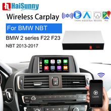 Wireless Car play For BMW NBT 2Series F22/F23 2013-2017 Support Smart Multimedia Screen Carplay Video Android Auto Navigation