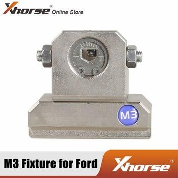 Xhorse для F-o-r-d M3 приспособление для F-o-r-d TIBBE Key Blade работает с CONDOR XC-MINI и Dolphin XP005