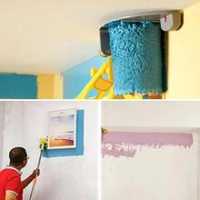 Brush-Tool Rollers Edger Clean-Cut Proffesional-Paint Wall-Ceilings Multifunctional Home-Room