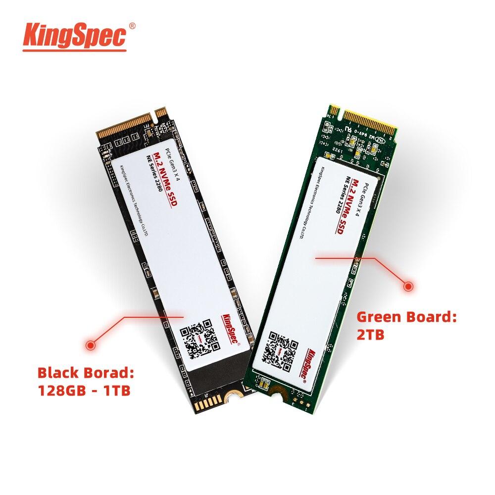 KingSpec M 2 ssd M2 240gb PCIe NVME 120GB 500GB 1TB Solid State Drive 2280 Internal