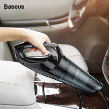 Baseus Handheld Vacuum Cleaner Car 12V Dc Car Interior Cleaner per Auto Senza Fili Portatile 4000Pa Auto Auto Vuoto cleaner in Casa(China)