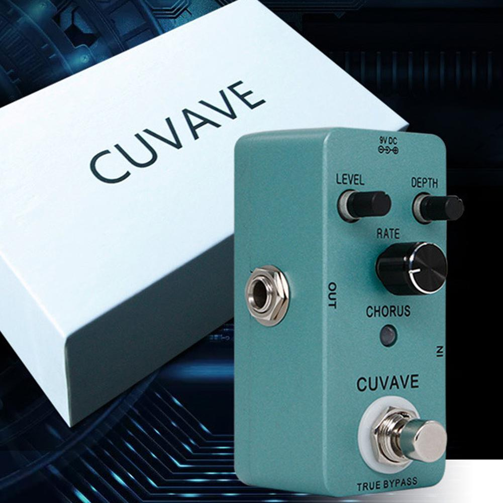 US $20 04 38% OFF|Newest Guitar Effect Pedal Chorus Looper Record Delay  Overload Reverb Guitar Effect Pedal Guitar Stompbox for Guitar  Accessories-in