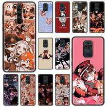Capa fina para Redmi Nota 9 9S 9 9A 9C 8T 8 7S 7 6 Pro 8 7 6 8A 7A 6A K20 Pro Telefone À Prova de Choque Caso Anime Hanako Kun Yugi